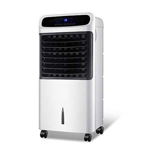 CPAZT Aire Acondicionado Ventilador eléctrico del Ventilador del hogar Ventilador de refrigeración de Aire Acondicionado Inicio del Ventilador del acondicionador de Aire Mini portátil YCLIN
