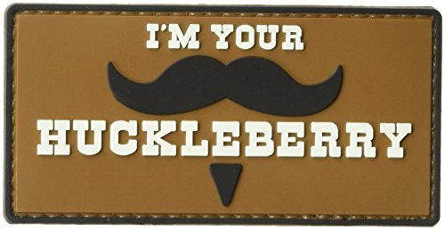 5ive Star Gear Huckleberry Morale Patch, Multi-Color, One Size