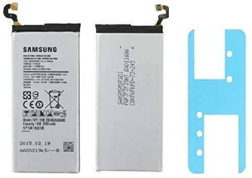 EB-BG925ABE - Batería de Repuesto para Samsung Galaxy S6 Edge G925F (2600 mAh) S6