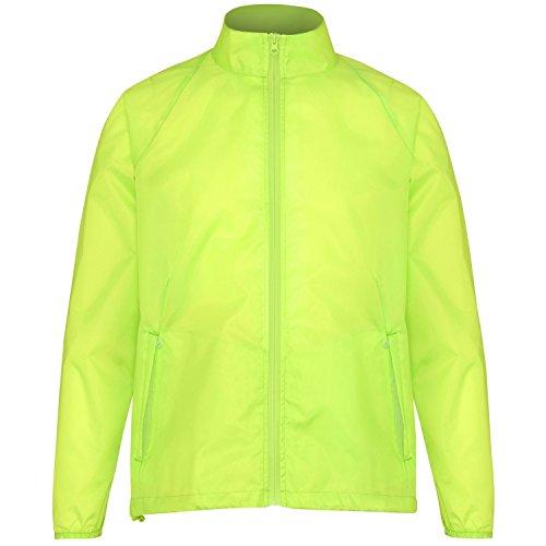 2786 Lightweight Jacket Chaqueta, Amarillo (Yellow 000), L para Hombre