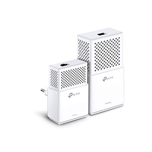 TP-Link TL-WPA7510 - KIT de Adaptadores Powerline Gigabit AV1000...