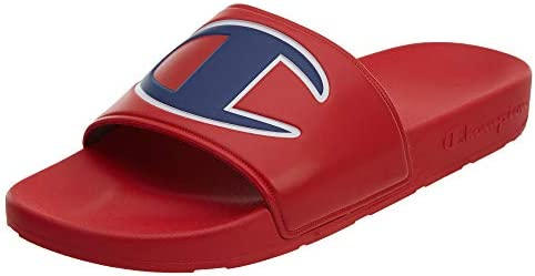 Champion Men s IPO Slide Red Red 10 M US product image