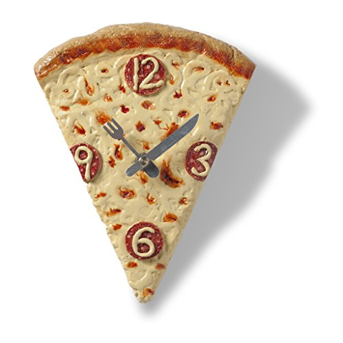 OROLOGIO DA MURO TRANCIO PIZZA