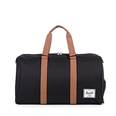 Herschel Supply Co. Novel, Black, One Size