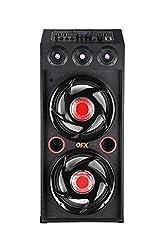cheap QFX SBX-412207BTRD Bluetooth speaker (built-in amplifier)