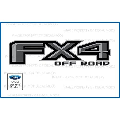 Amazoncom Decal Mods Fx4 Off Road Decals Truck Stickers