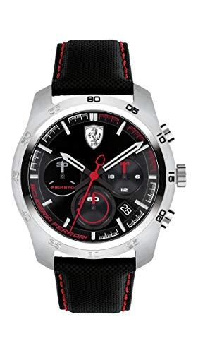 Scuderia Ferrari Herren Chronograph Quarz Armbanduhr 830444