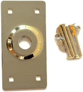 Rim Lock Cylinder Guard Center Rise Brass