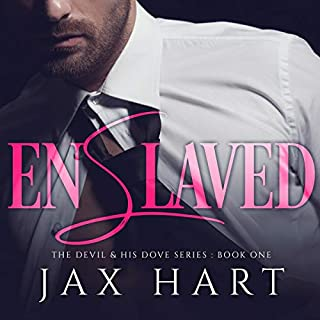 Enslaved: A Dark Billionaire Romance audiobook cover art