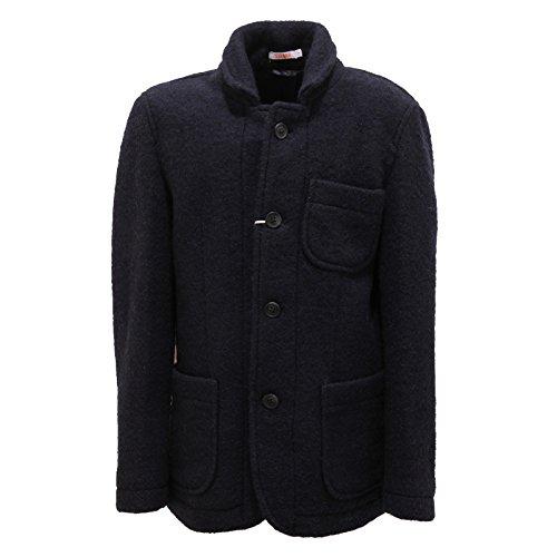 SUN 68 1445V Giacca Bimbo Lana Cotta Blu Jacket Kid [8 Years]