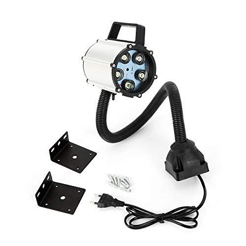 YIYIBY Lámpara LED máquina torno lámpara máquina