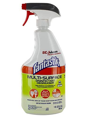 FANTASTIK Multi-Surface Disinfectant
