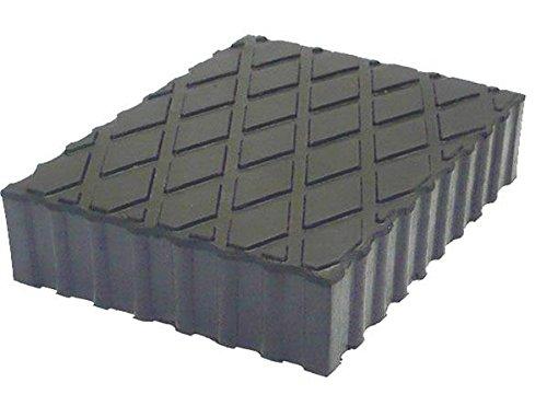 Auto Tecnik Taco de Goma G16 para elevadores de Coches. Incluye 4 uds.