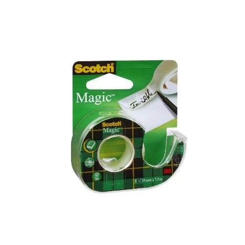 Scotch 95756 Magic 810 Mini Chiocciola, 12 pezzi