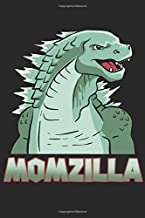 Momzilla Mother Of Monsters Birthday Gifts For Mum: Do It Yourself Mother Recipe Cookbook To Note Down Your Favorite Recip...