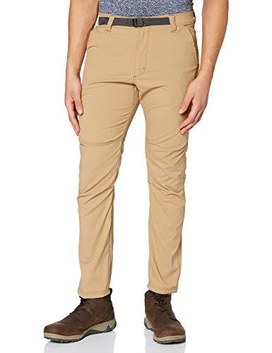 All Terrain Gear by Wrangler Convertible Trail Jogger Pantalones de senderismo, Tigre Marrón, 32/34 para Hombre