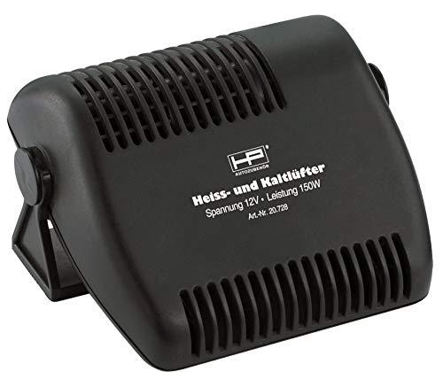 HP-autoaccessoires, 20728, ventilator voor warme en koude lucht, 12 V