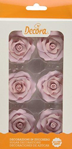 Decora 0500361 Cf 6 Rosa Grande Rosa