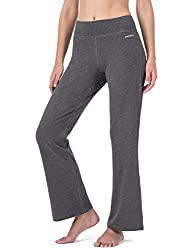 Top 10 High-Quality Affordable Bootcut Yoga Pants for Women That Won't Tear Up During Your Daily Fitness/Yoga Routine 26