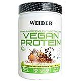 Proteína vegana Weider sabor CAPUCCINO