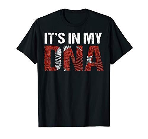 Türkei Türkische Flagge Vintage Its in my DNA Geschenk T-Shirt