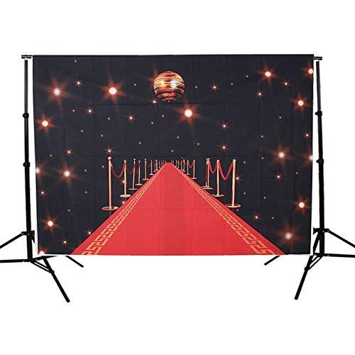 NeverSad 5x7FT Vinyl Hollywood Landschaft Fotografie Hintergrund Hintergrund Studio Prop