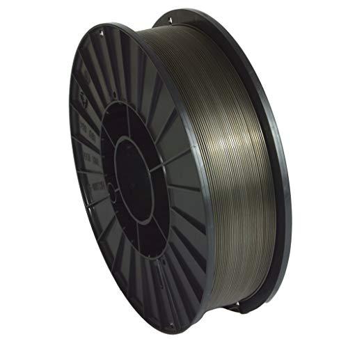 Toparc 378086623 - Bobina de hilo revestido sin gas diámetro 200/1 mm,...