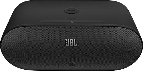 Nokia MD-100W JBL PowerUp Kompakt-Lautsprecher schwarz