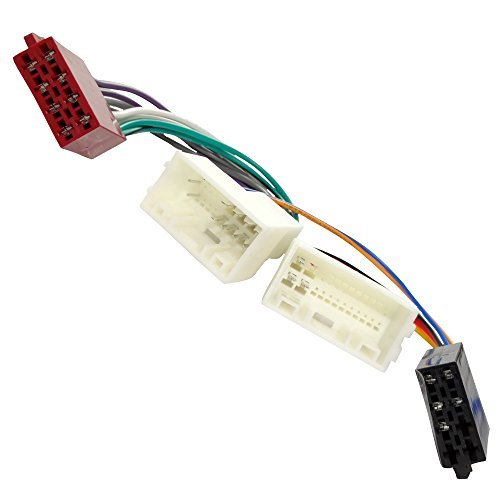 AERZETIX: Adaptador cable enchufe ISO radio coche