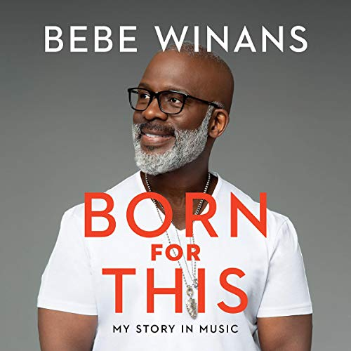 Born for This audiobook cover art