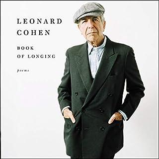 Book of Longing audiobook cover art