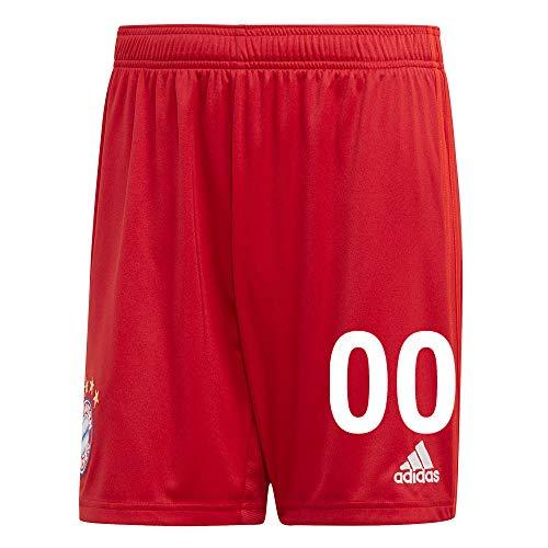 adidas FCB FC Bayern München Hose Home Heimshorts 2019 2020 Kinder Wunschziffer 00 Gr 164