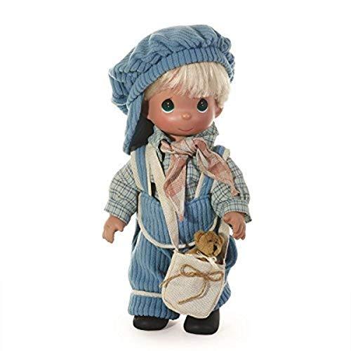Precious Moments Dolls by The Doll Maker, Linda Rick, Boys Will be Boys, 12 inch Doll