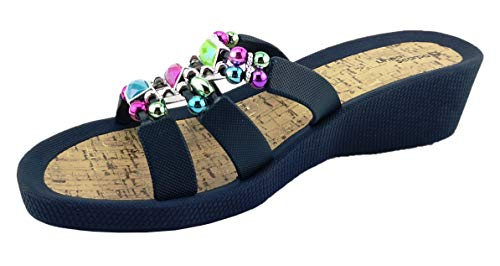 Linea Scarpa Paxos Badeschuhe Pantoletten und Freizeitschuhe Damen: Größe: 37 EU | Farbe: Navy