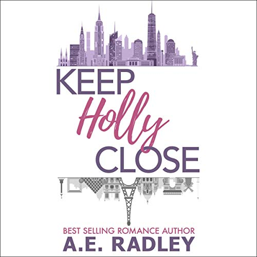 Keep Holly Close audiobook cover art