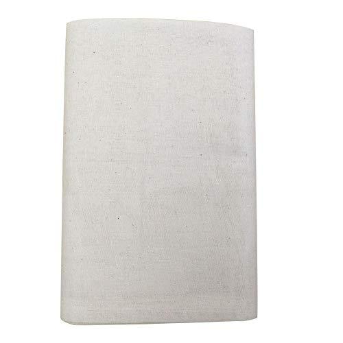 circulor Panno di Formaggio, Telo Filtrante Panno di Formaggio Garza Tessuto per Formaggio in Cottone per Cucina Latte di Mandorle Tofu Yogurt