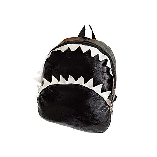 NYSJLONG Bolsas para niños Mochila de tiburón Animal Fresco para niños, niñas, Viajes, Senderismo, Mochila, Libro, Bolsa de Shcool, Lindos y encantadores Paquetes de Regalos