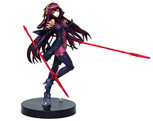 """Furyu Fate Grand Order Lancer Scathach Third Ascension Action Figure, 7"""""""