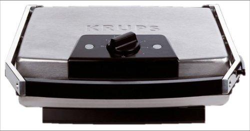 Krups PG70 Panini Maker, Brushed Stainless Steel