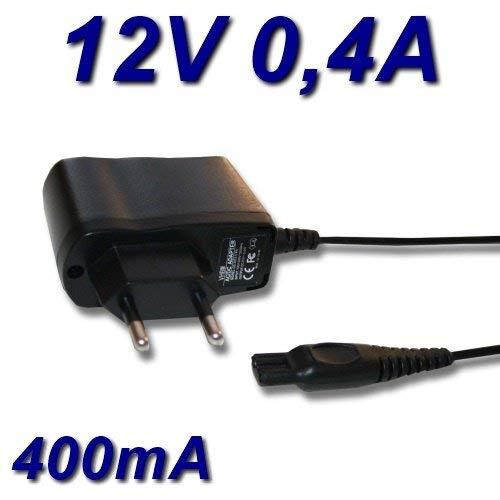 Cargador de 12 V para afeitadora Braun 9 9295 CC 350cc-4 390 CC ...
