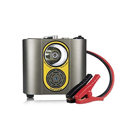 大容量ポータブルAC, DC電源ユニット。非常時に役立つ屋外電源充電器。