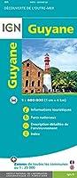 DOM Guyane 1:400 000
