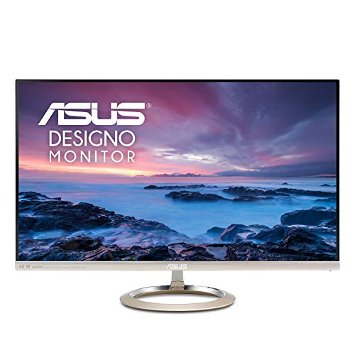 "ASUS Designo MX27UC 27"" Monitor 4K UHD IPS DP HDMI USB Type-C Eye Care Monitor with Adaptive..."