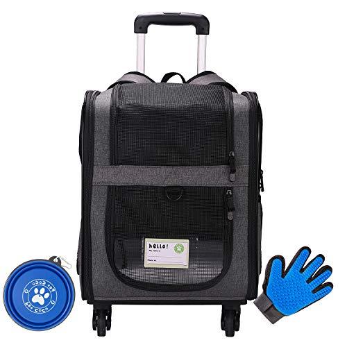 UG Pet Backpack Carrier,Ventilated …