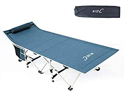 powerful Folding camping bed Nice C, sleeping bed, crib, pillow, carrying bag and storage bag, additional …