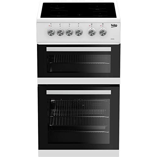 Beko ADC5422AW Freestanding Electric A Rated Cooker -White