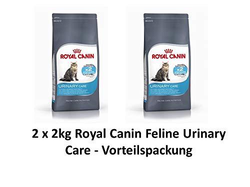 ROYAL CANIN Feline Urinary Care | 2X 2kg Katzenfutter Vorteilspackung