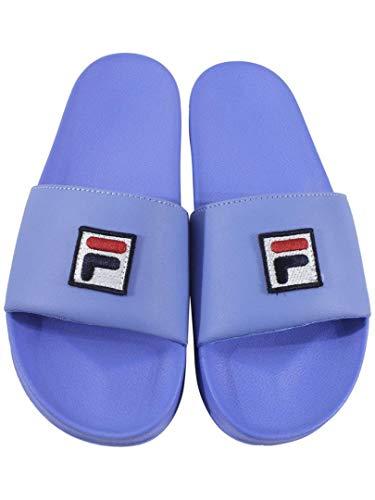 Fila Men's Drifter F-Box Sandals (12 D(M) US, Lake Blue, Lake Blue, Lake Blue)