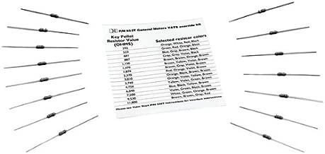 DIRECTED INSTALLATION ESSENTIALS 652T GM(R) VATS Bypass 15-Piece Kit PET2