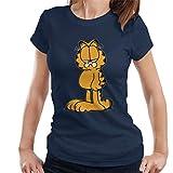 Garfield Fed Up Look Women s T-Shirt